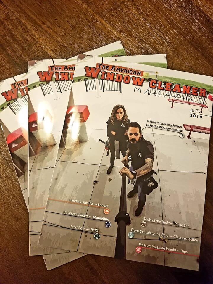 AWC Magazine Cover