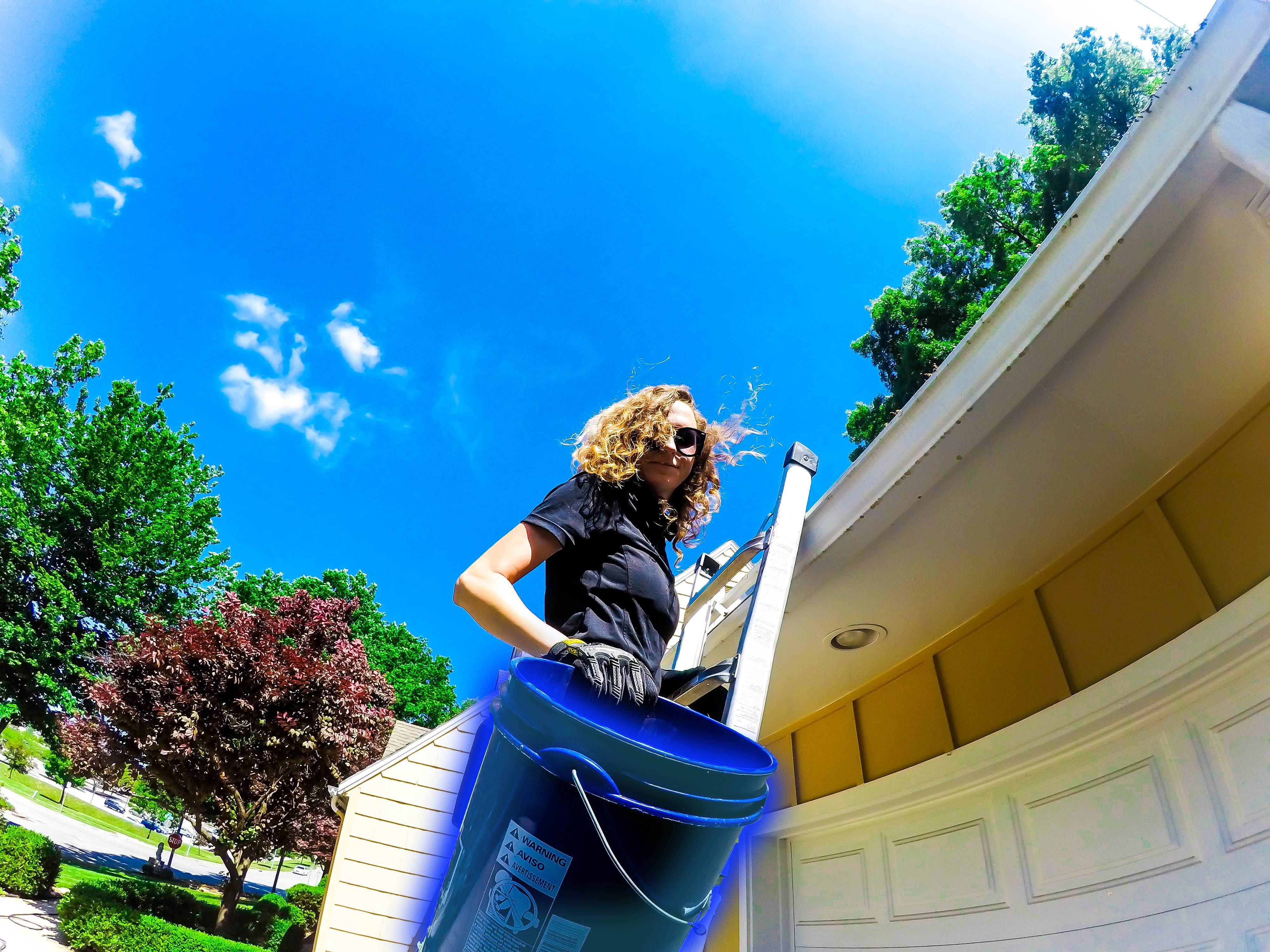 Professional Gutter Cleaning in Kansas City, MO