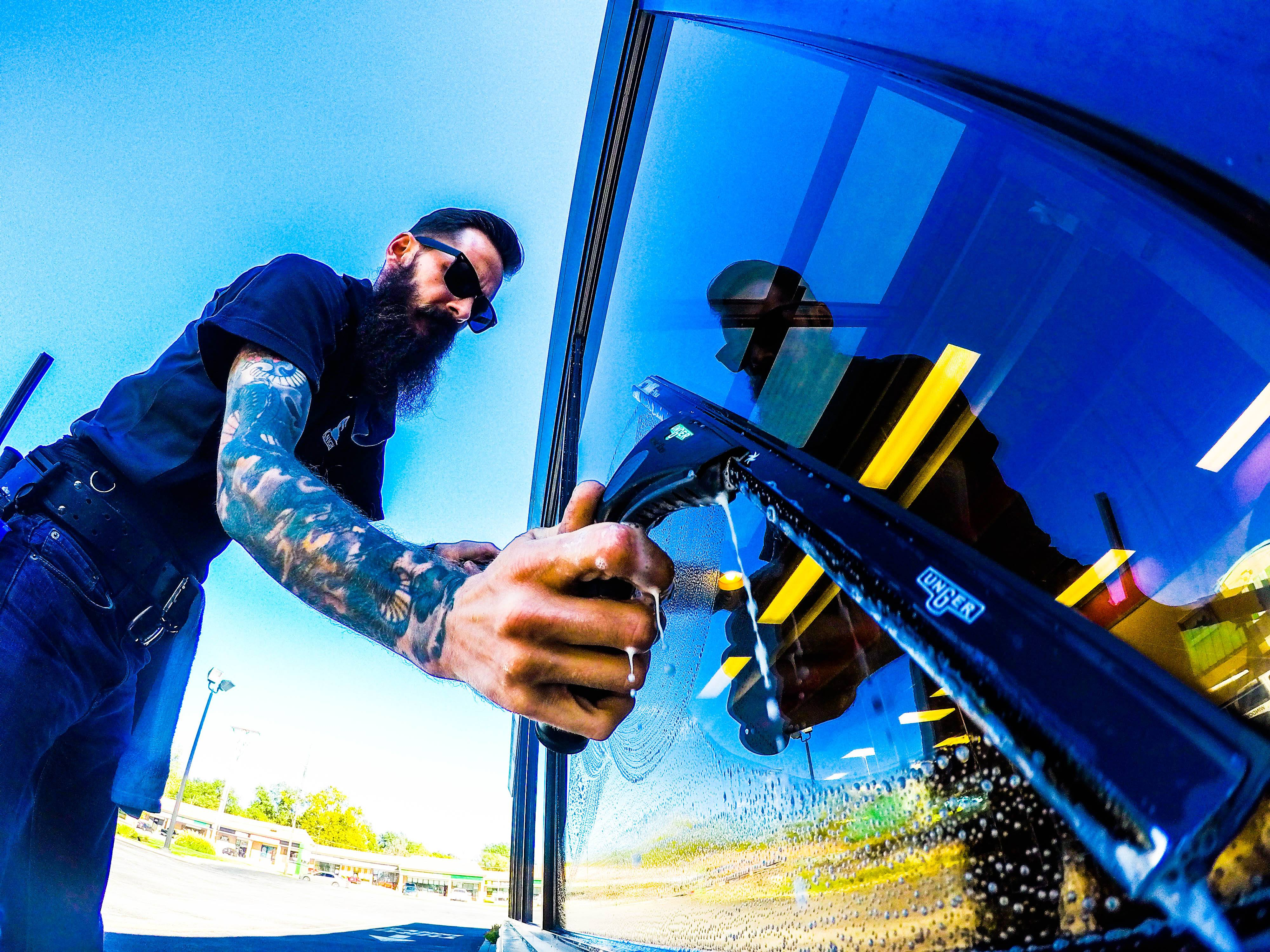 Commercial Window Cleaning in Independence, MO