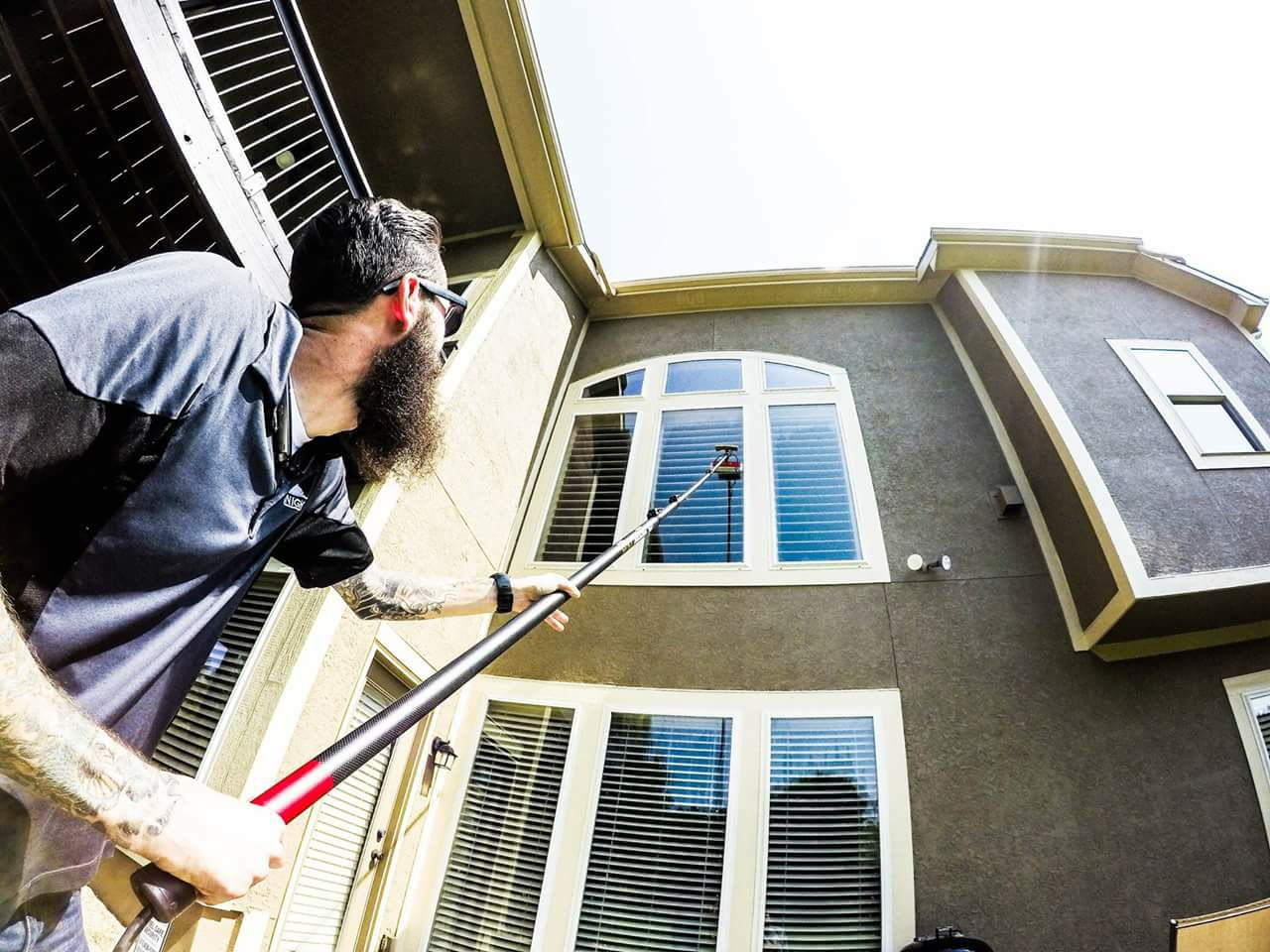 Professional Window Cleaning in Kansas City, MO